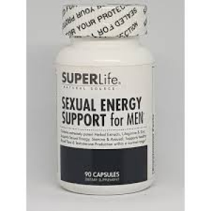 Sexual Energy Support for Men